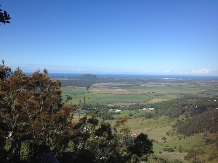 Mt Coolum from Mt Ninderry