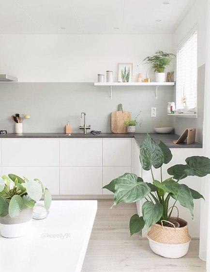 Shelf inline with tiles