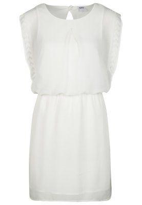 TWIN SISTER - Vestido camisero - blanco