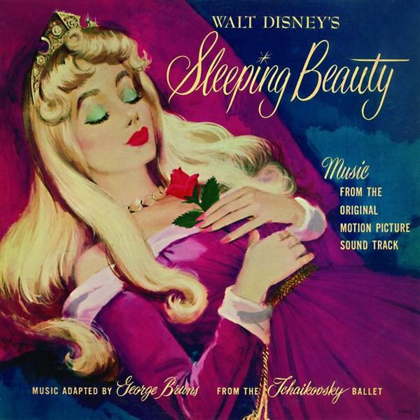 DisneySleepingBeauty1959LP.jpg (600×600)