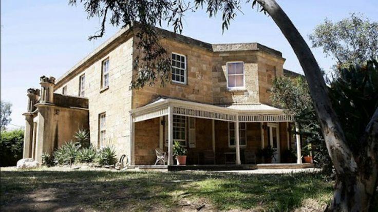Kingsford homestead. Gawler South Australia