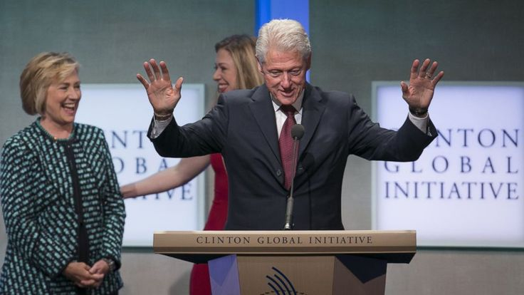 Bill Clinton Cashed In When Hillary Became Secretary of State