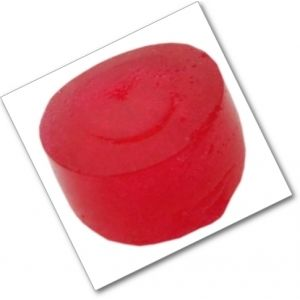 Bath Time Jelly Soap Variety of Fragrances to choose from. This wobbly jelly soap is so much fun to use in the bath or shower  A moisturising, glycerine jelly soap, that just needs taking out of the pot, a bit at a time, and rubbing on your skin, as you wash in the bath or shower.  SLS and Paraben Free ~ (SLS = Sodium Lauryl Sulphate) Sold in a tamper proof pot for freshness and suitable for sensitive skin and vegans. Minimum weight 100grams