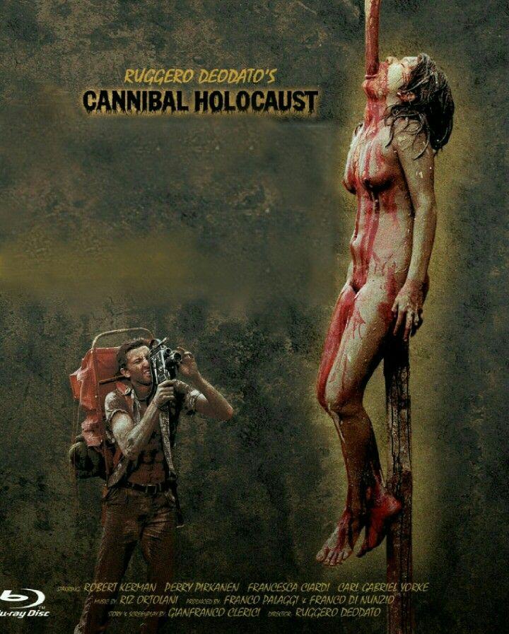 Cannibal Holocaust Horror Movie