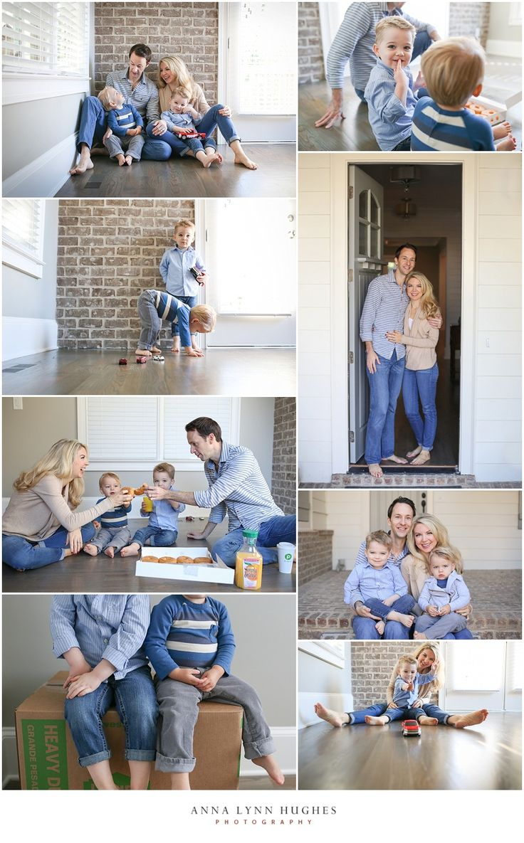 New home photoshoot, lifestyle photography, family photos, Anna Lynn Hughes Photography, Alpharetta, GA