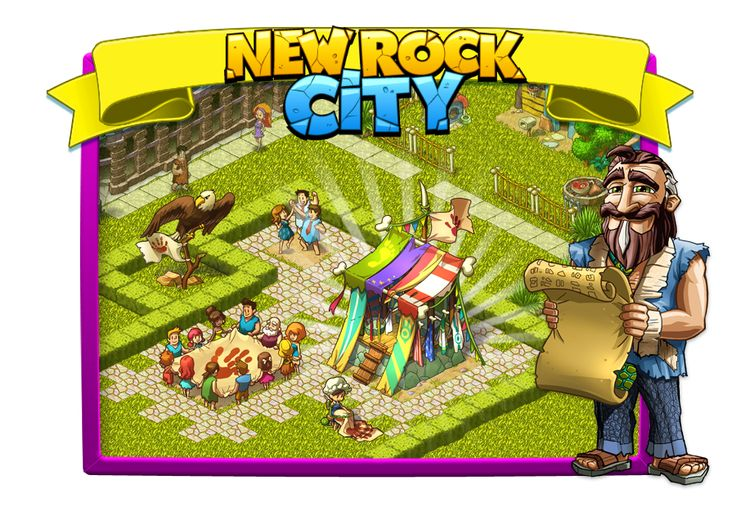 New Rock City: Flag Day