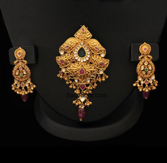 Antique Indian Jewellery