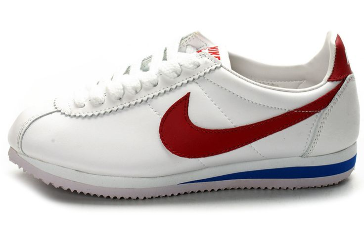 http://www.nikeblazershoes.com/womens-nike-cortez-leather-white-red-blue-p-174.html Only$72.29 WOMENS #NIKE CORTEZ LEATHER WHITE RED BLUE #Free #Shipping!