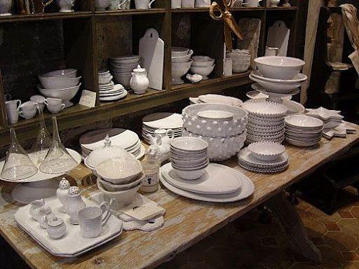 astier de villatte china plates dishes glassware silverware. Black Bedroom Furniture Sets. Home Design Ideas