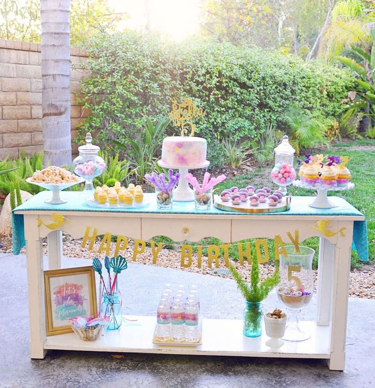 Baby Shower Pool Party Ideas pool house decorations pool party decorations for adults Mermaids Birthday Party Ideas