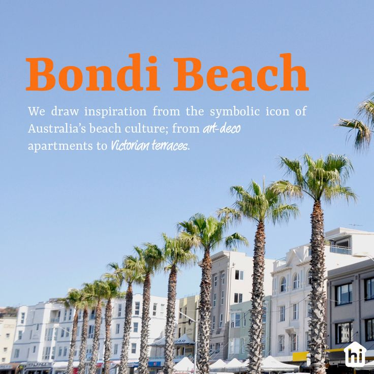 Sydney Style: Bondi Beach  Read more: http://hipag.es/2lizwZO