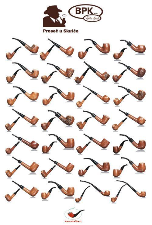 Dýmky BPK Proseč BPK Prosec pipes