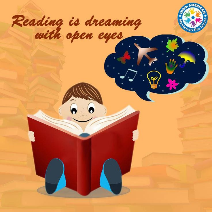 Reading and writing like everything else, improve with practice. knowledge is power and to keep reading. #learning
