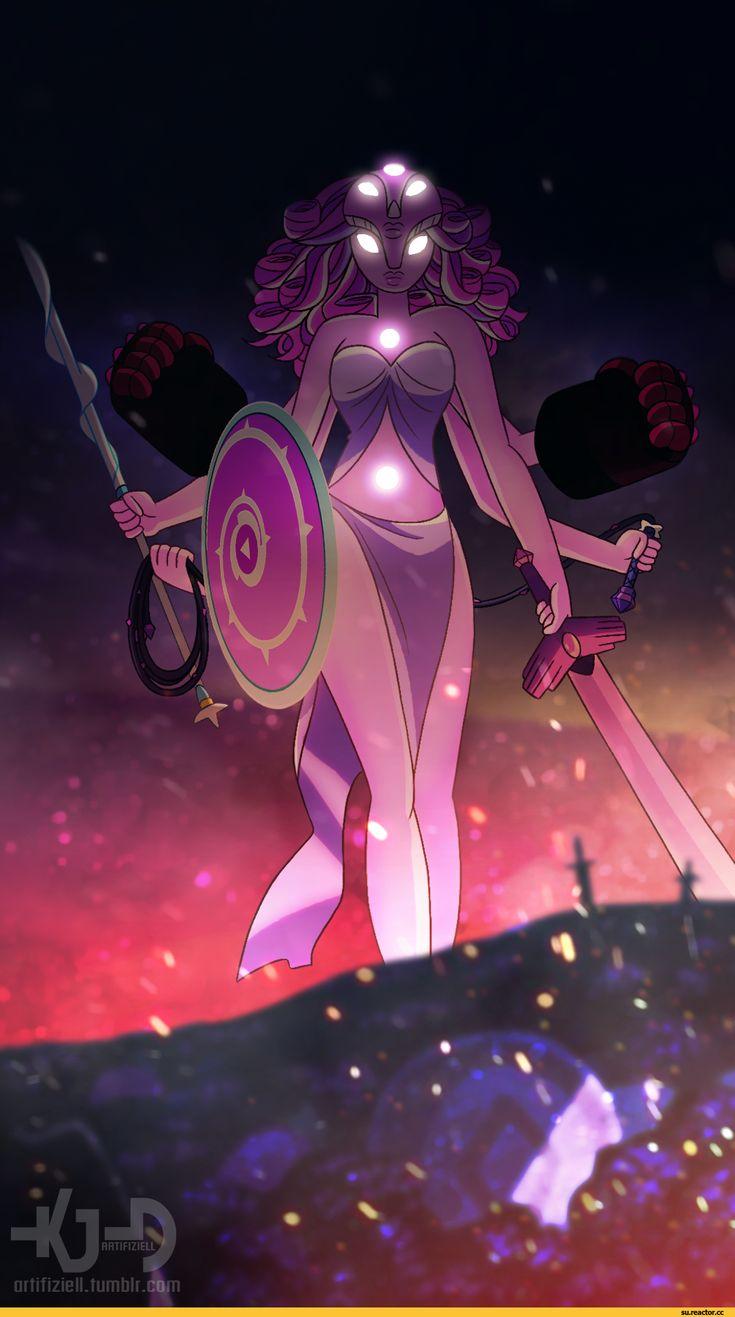 Steven universe,фэндомы,SU art,Rose Quartz,SU Персонажи,Pearl (SU),Garnet (SU),Amethyst (SU),Fusion,artifiziell,Temple Fusion
