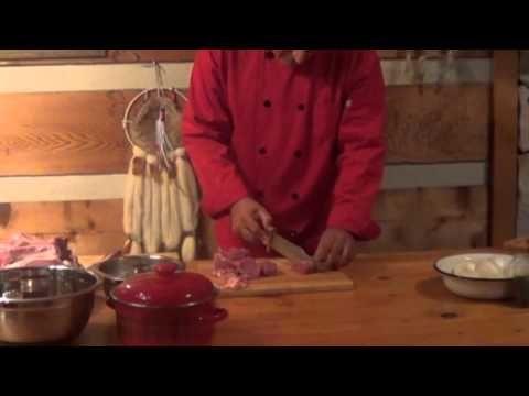 Армянский шашлык из свинины от Оганеса Акопяна. Часть 1. Armenian Khorovats. BBQ - YouTube