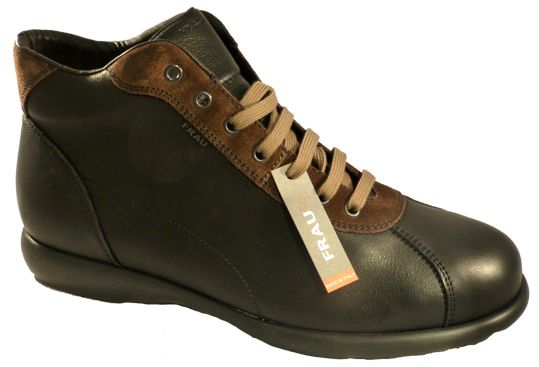 Ankle boots for men - Black leather shoes - Made in Italy shoes - Online shoe store