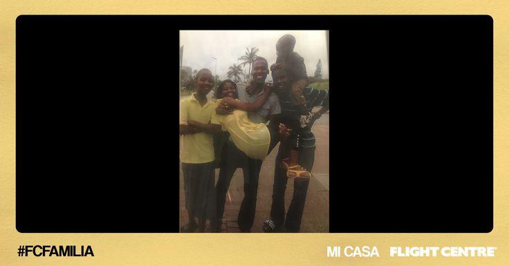 Mosibudi Madidimalo   #FCFAMILIA