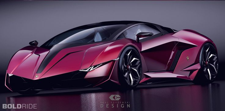 Lamborghini Resonare Concept Super Car - Car Wallpapers 2015