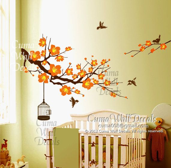 140 best wall decals images on Pinterest | Vinyl wall ...