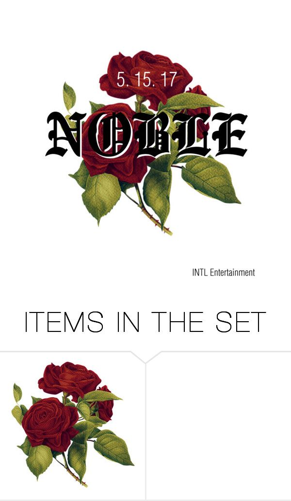 """NOBLE Group Teaser"" by nobleofficial ❤ liked on Polyvore featuring art"