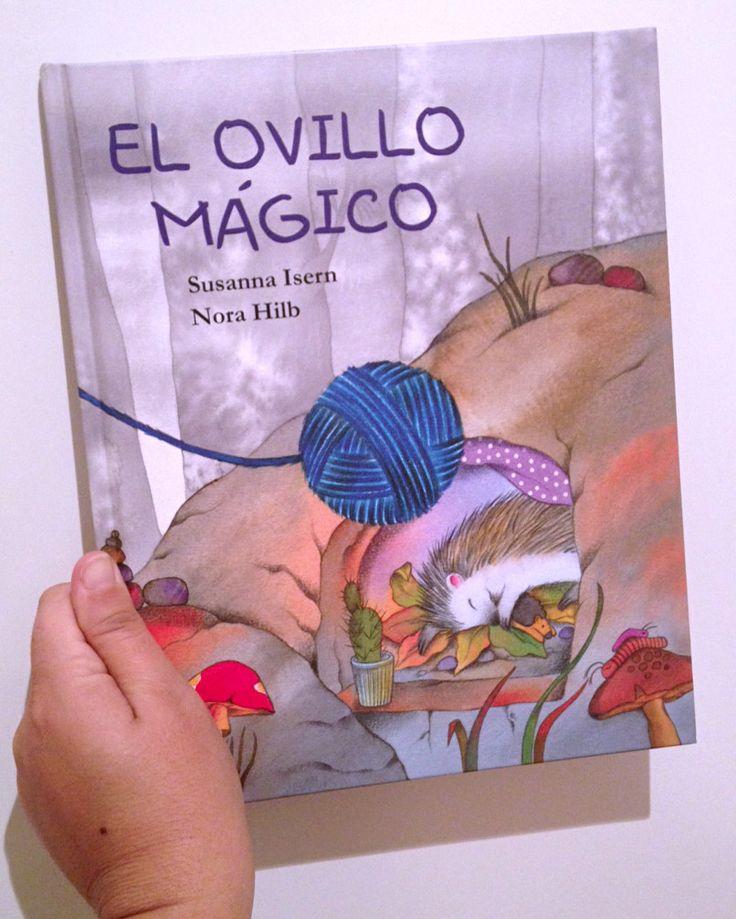 """Literatura Infantil Respetuosa: RESEÑA DEL CUENTO: """"EL OVILLO MÁGICO"""""""