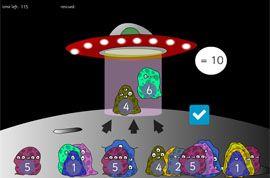 Alien Pairs to 10