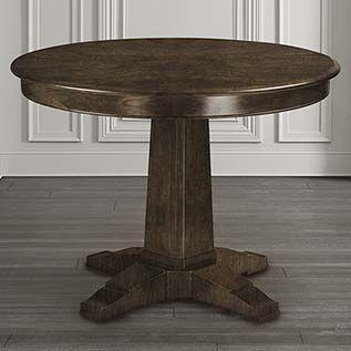 "44"" Pedestal Table"