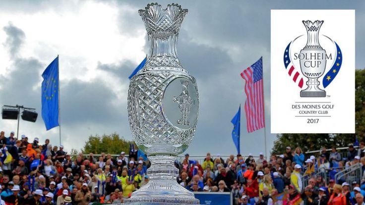Der Solheim Cup 2017 wird im Des Moines Golf und Country Club, Iowa, vom 14. bis 20. August 2017 veranstaltet. Der Cup ist ein zweijähriges Turnier, das von Teams jeweils aus 12 Spielerinnen, die Europa und die Vereinigten Staaten vertreten, bestritten wird.   #2017 #Des Moines Golf und Country Club #Solheim Cup