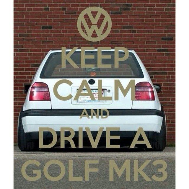 #Golf MK3 #