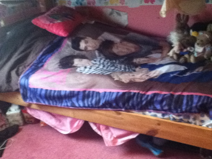 My One Direction Bed