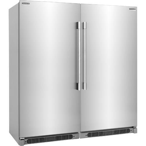 frigidaire 186 cuft upright freezer with 190 cuft builtin all - Frigidaire Upright Freezer