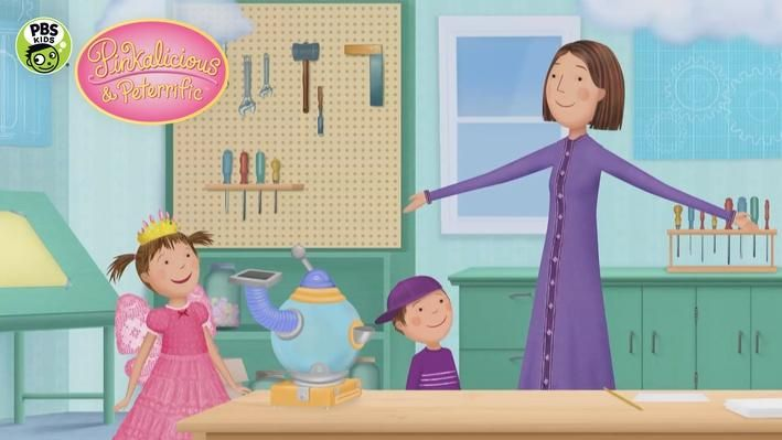 Cloud Art Art Uses Science Math And Imagination As Pinkalicious And Her Brother Peter Discover In This Video Cloud Art Visual Art Lessons Drawing For Kids