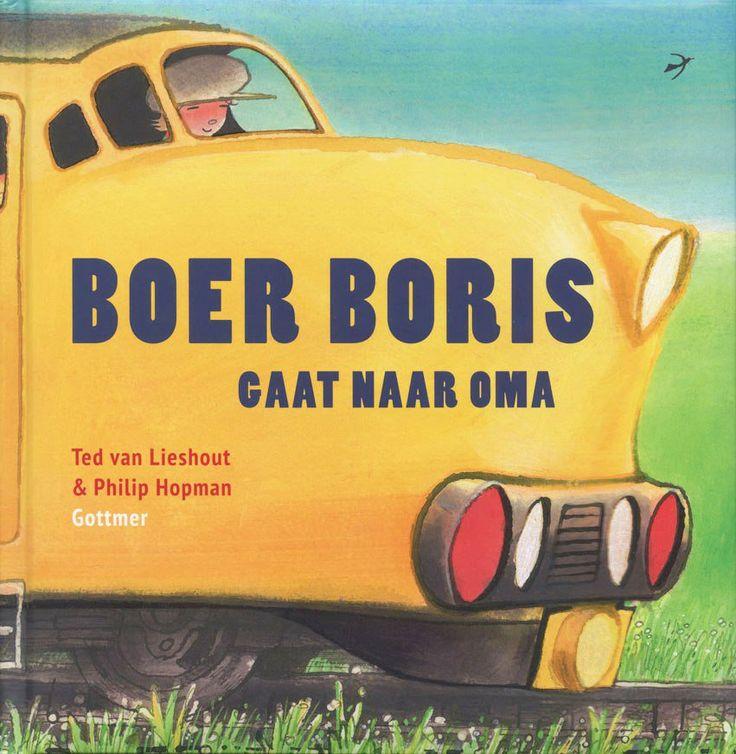 Ted van Lieshout #kerntitel #kinderboekenweek 2016