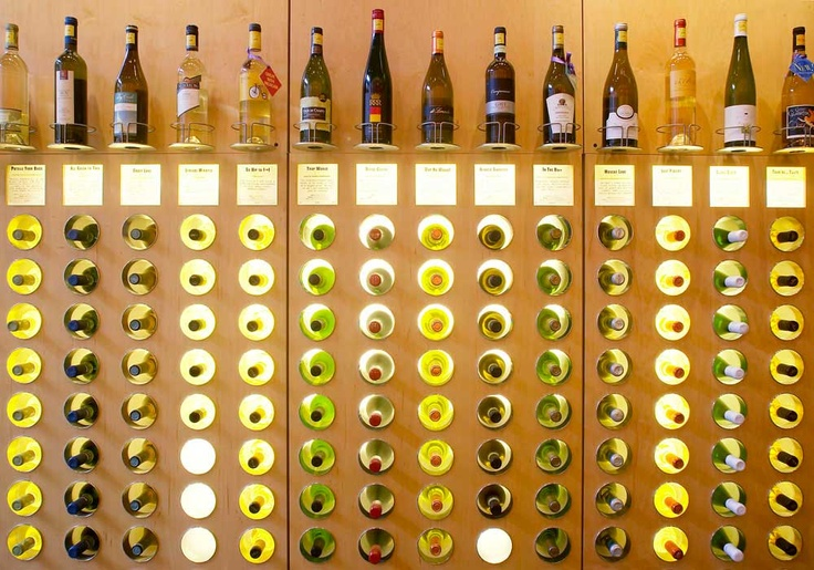 Just a glimpse of the variety of wines at Best Cellars! #bestcellars