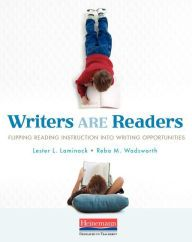 """What MRA Board Members are Reading this Summer - In Writers Are Readers, the mutually supportive roles of reading and writing are made visible through the idea of """"flipsides;"""" how a reader's insights can be turned around to provide insights into his own writing, and vice versa. Lester and Reba's trademark engaging style is woven throughout chapters full of sample lessons, student writing samples, and recommended texts for maximizing the flipped concept across the year."""