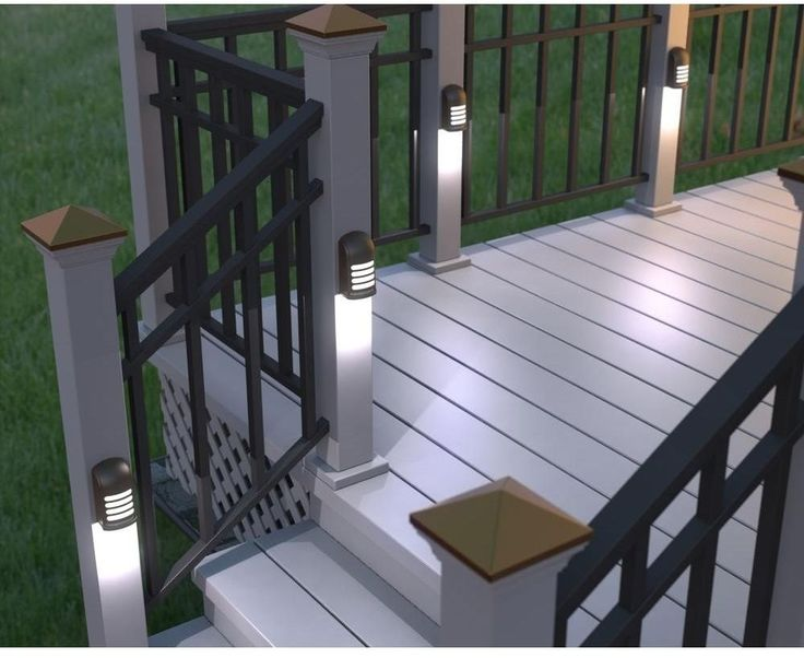 Xodus innovations bronze motion deck light is great way to add useful safety lighting to your step or deck walkways weatherproof for outdoor applications