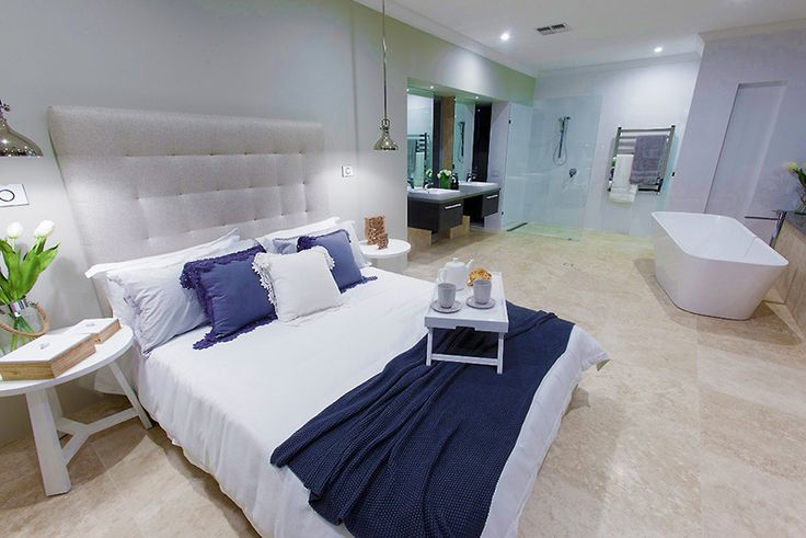 #HoustonPlatinum #MasterBedroom #Perth #DisplayHomes