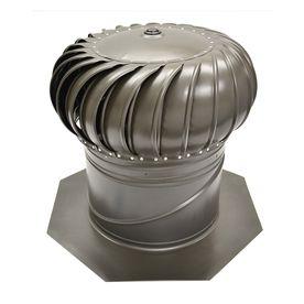 Master Flow Weatherwood 14-In Aluminum Internally Braced Roof Turbine