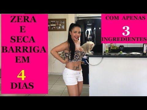 SECA BARRIGA EM 4 DIAS!!!SÓ COM 3 INGREDIENTES,RECEITA CASEIRA E POTENTE!!! - YouTube