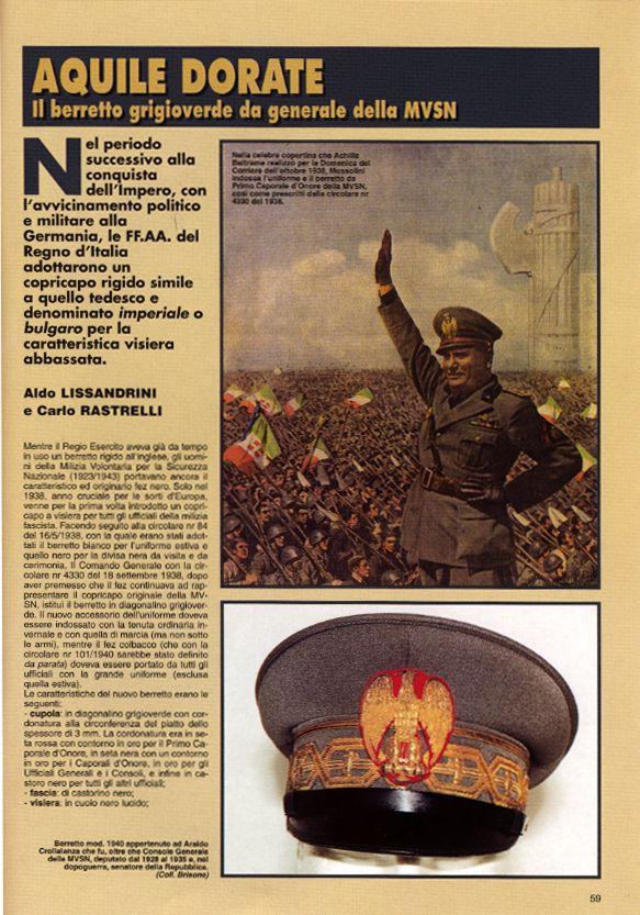 Articoli di Carlo Rastrelli - Militaria di Carlo Rastrelli