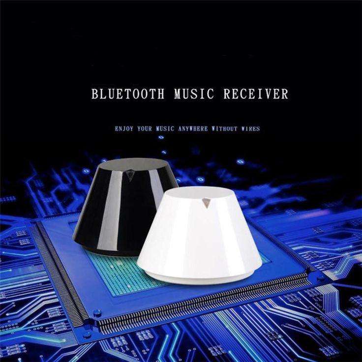 3.5mm Bluetooth Stereo HiFi Audio Music Receiver Adapter