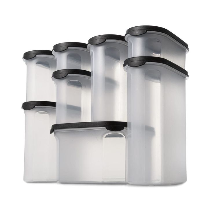 8pce Pantry Storage Set homemaker