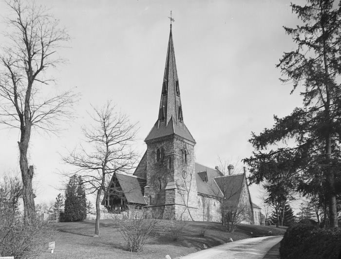St. James' Anglican Cemetery, Parliament St., e. side, between Wellesley & Bloor Sts.; looking n.e. 1897