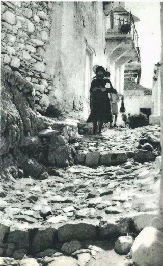 Βιάννος Η Κρήτη του 1950 μέσα από τις εξαιρετικές φωτογραφίες του Γάλλου ταξιδευτή Claude Dervenn