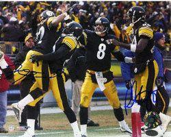 Plaxico Burress and Antwaan Randle El Pittsburgh Steelers