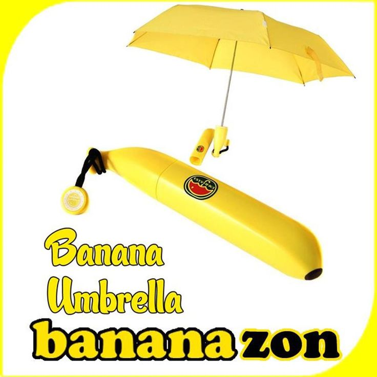 Stock • banana umbrella ◆ (main umbrella folding umbrella men and women and for an umbrella umbrella do gadgets)