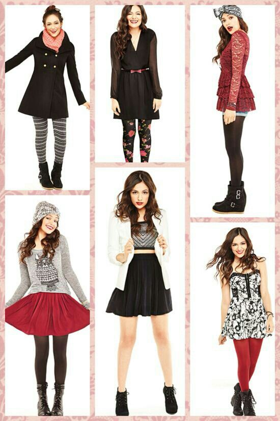 Bethany Mota clothing line outfits<3