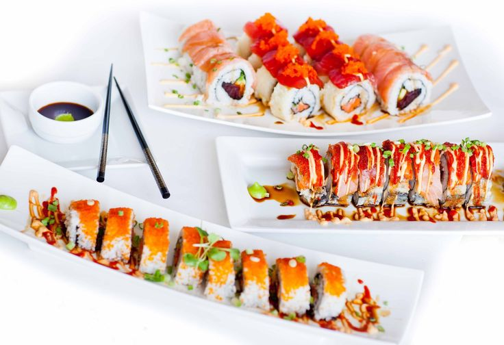 How to Make Amazing Sushi and Sauces: Easy Step-by-Step Instructions from Tatyana's Kitchen...