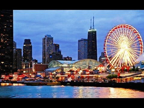 10 Best Tourist Attractions in Chicago Must Be Visited