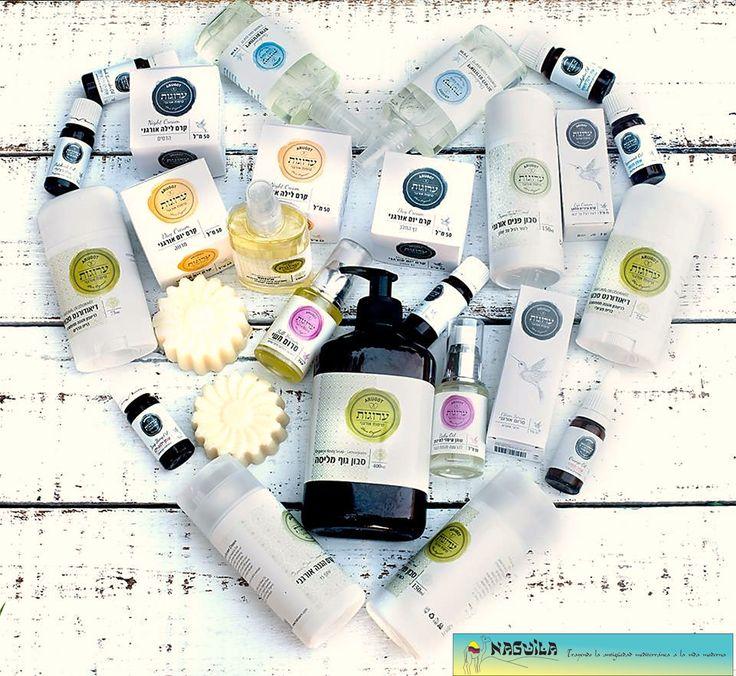 #Cosmetica #Organica se hace con todo el corazon- o no se hace nada.